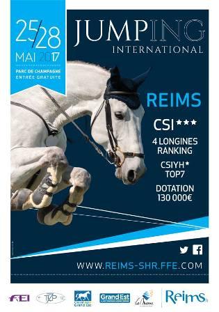 Jumping International 3* de Reims