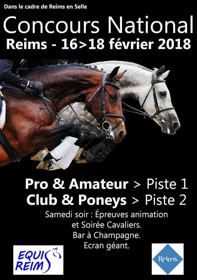 CSO National à Reims